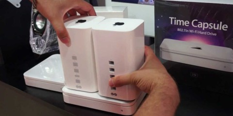 Apple AirPort Extreme и Time Capsule