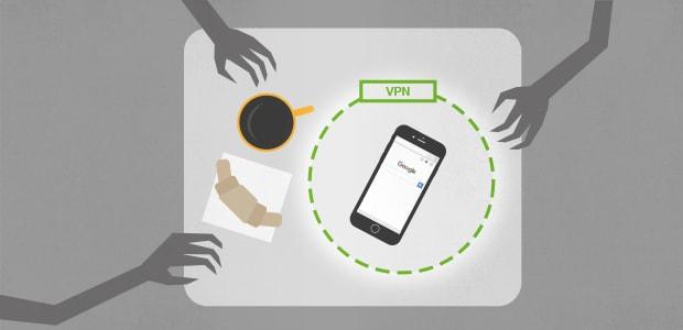 Как пользоваться мобильным впн